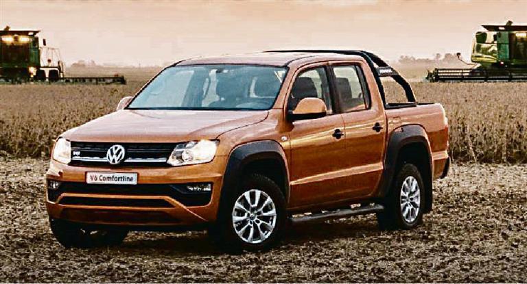 <h5><strong>EMPRESAS</strong></h5>Confirman que VW y Ford avanzan en una integración en Argentina
