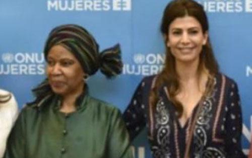 <h5><strong>EVENTOS</strong></h5>ONU Mujeres abrió oficinas en Argentina y Juliana Awada participó del acto inaugural