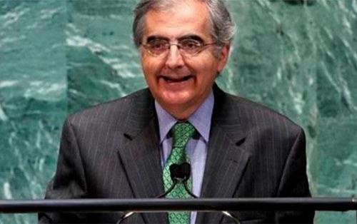 <h5><strong>DIPLOMACIA</strong></h5>Designan a Alberto Pedro D'Alotto como embajador en Sudáfrica