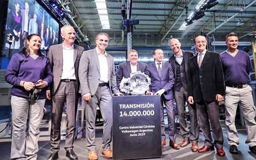 Volkswagen invertirá 150 millones de dólares en Argentina