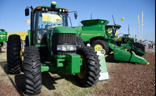 <h5><strong>LEGISLACIÓN</strong></h5>Buscan facilitar la modernización de la maquinaria agrícola