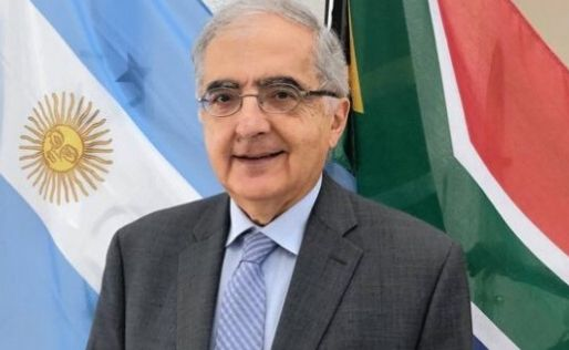 INSTITUCIONAL<BR>Mensaje del Embajador de Argentina en Sudáfrica
