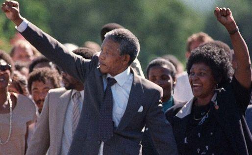 EFEMÉRIDES<br>30 años de la liberación de Mandela, uno de los grandes líderes del siglo XX