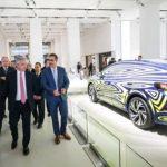EMPRESAS<br>Volkswagen ratificó inversión de 800 millones de dólares en Argentina