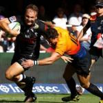 DEPORTES<br>Jaguares cerró su gira por Sudáfrica con una derrota ante Sharks
