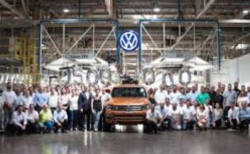 EMPRESAS<br>Volkswagen cumple 40 años en argentina