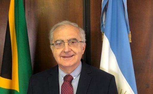 Palabras del Embajador D'Alotto