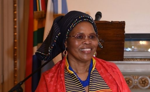 Mensaje de Fin de Año de la Embajadora Gwala